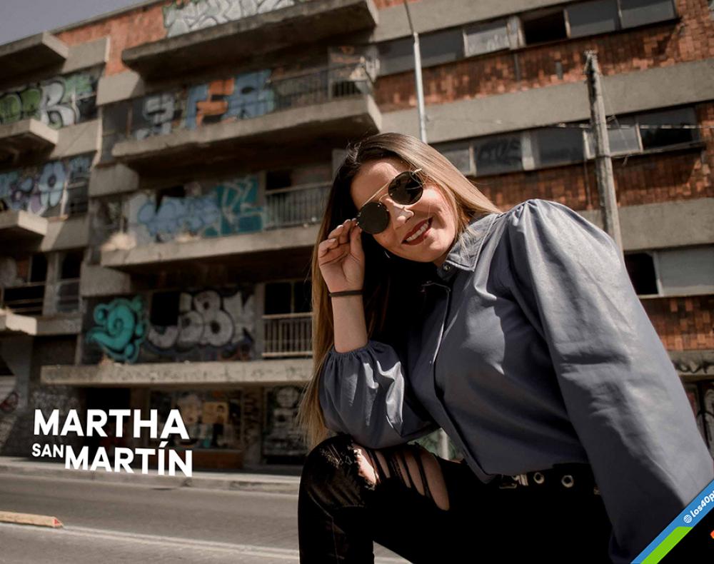 Martha San Martín